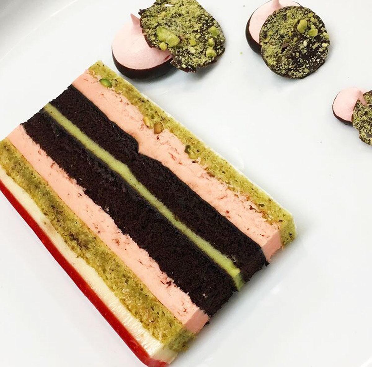 Stunning dessert display