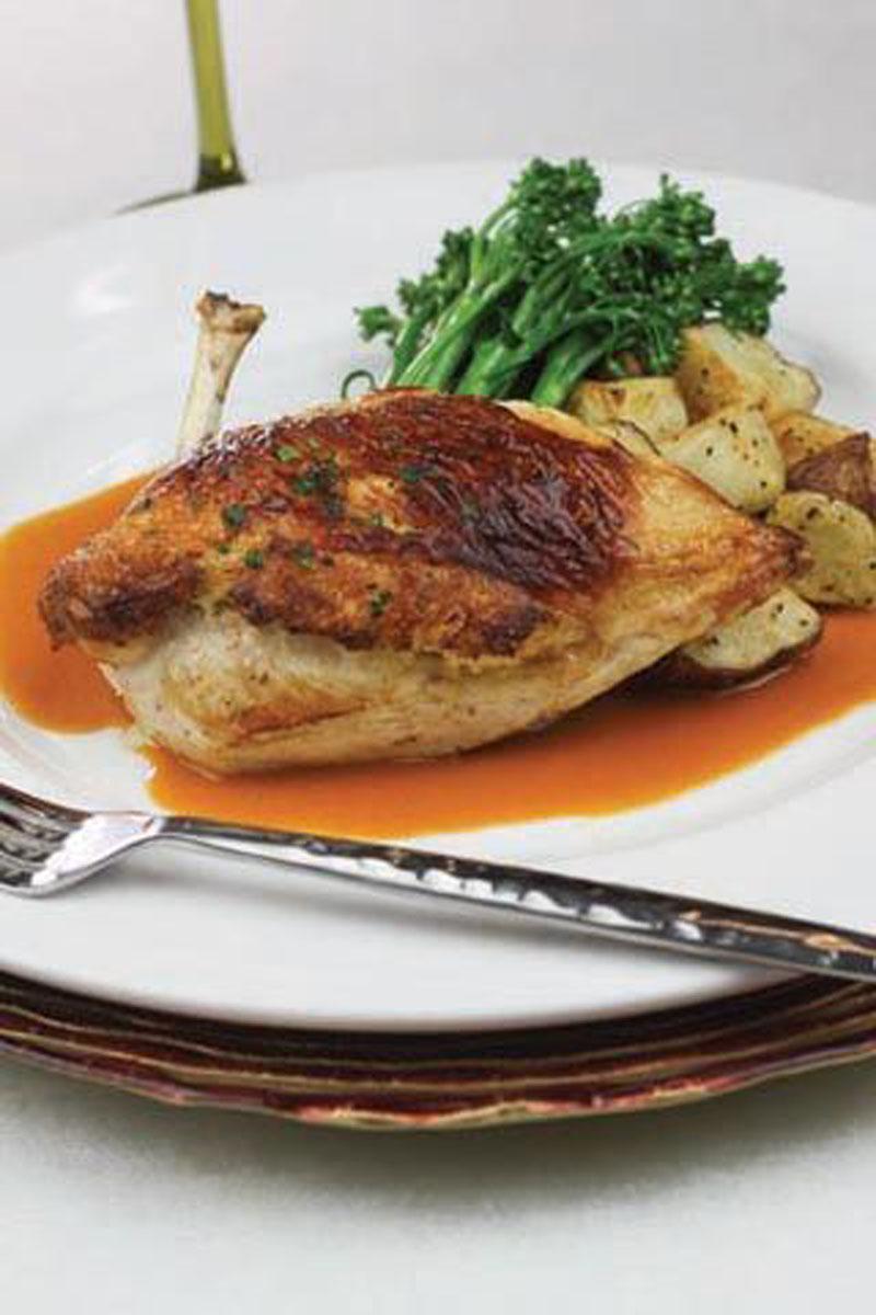 Delicious chicken dish